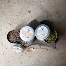 Load image into Gallery viewer, Mini Salt Scrubs Gift Set - Life Before Plastik
