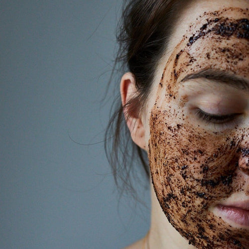 Upcircle Coffee Face Scrub with Citrus