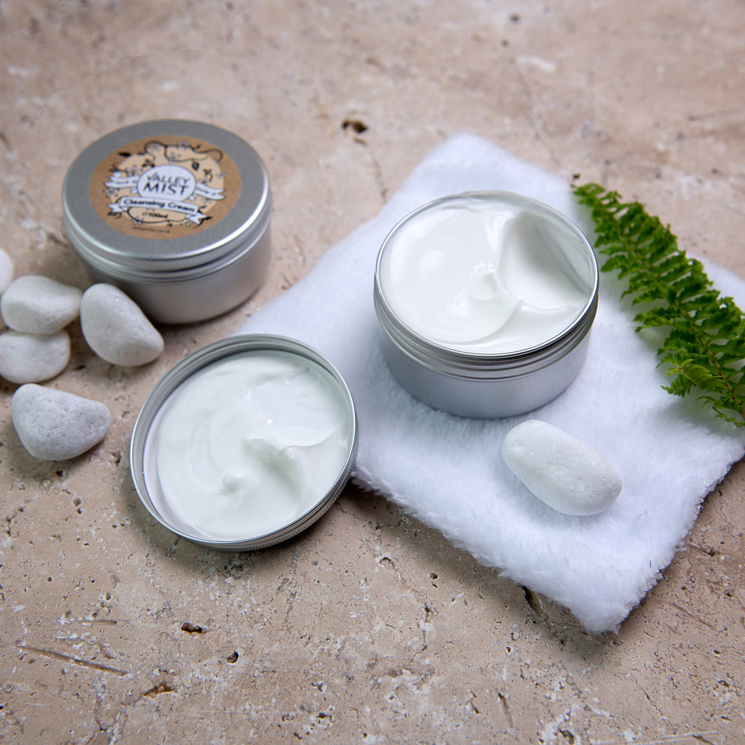 Valley Mist Cleansing Cream