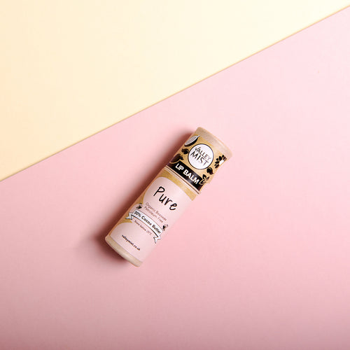 Valley mist plastic free lip balm - pure