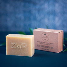 Load image into Gallery viewer, Zero Waste Path Aloe Vera Shampoo Bar Plastic Free