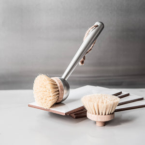 Modular Washing Up Brush - Life Before Plastik