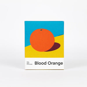 Ocelot Blood Orange - Vegan Chocolate - Life Before Plastik