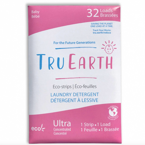 Tru Earth Laundry Eco Strips - Baby - Life Before Plastik