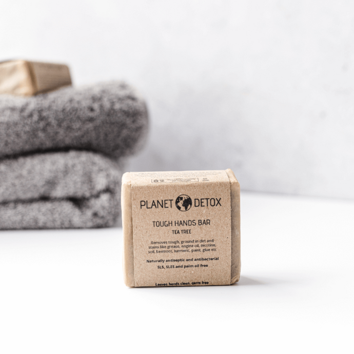 Planet Detox Tough Hands Soap - Life Before Plastik