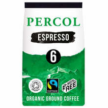 Load image into Gallery viewer, Percol Intense Espresso Ground Coffee - Life Before Plastik