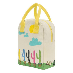 Fluf Lunch Bag - Cactus - Life Before Plastik