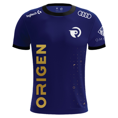ORIGEN OFFICIAL FABRIC DYED JERSEY