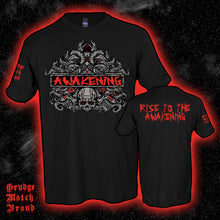 Load image into Gallery viewer, Rise to THE AWAKENING T-shirt