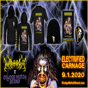 "WARHORSE ""ELECTRIFIED CARNAGE"" BUNDLE #1"