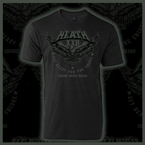 "HEATH ""Get Ready For The Encore"" Short Sleeve Tee"