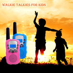 60% OFF Two Packs Favorest Rechargeable Walkie Talkies for Kids