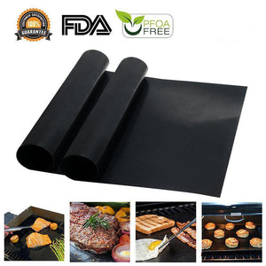 60% Off Magic Barbecue Grill Mat Non-stick BBQ Baking Mats