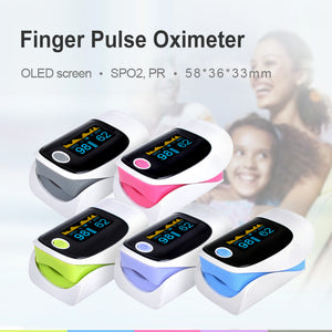 50%OFF Wireless Digital Finger Pulse Oximeter