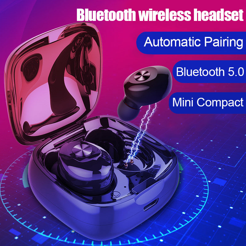50% Off |  12th Generation Upgraded Wireless Bluetooth Earphone