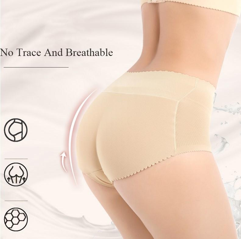 60% OFF 2019 New Upgrade Women Shapewear Butt Lifter Padded Control Panties