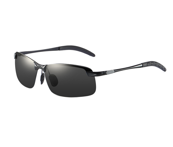 Intelligent Discoloration Polarized Sunglasses