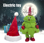 2019 New Electric Dancing Singing Christmas Tree Doll