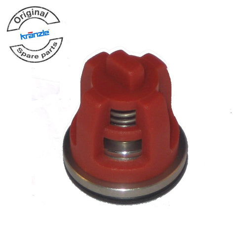 Genuine Kranzle Valve Kit Red Stubby 400621