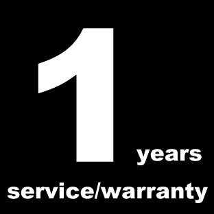 Extended Warranty - Service Contract Therm 1 year -Red-