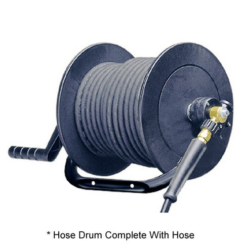 KRANZLE 15m Hose & Drum Complete Add On Kit For Therm CA / C Series