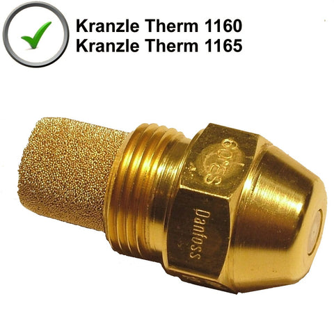 Genuine Kranzle Burner Nozzle To Fit  Therm 1160 & Therm 1165