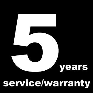 Service Contract Therm Machine 5 years