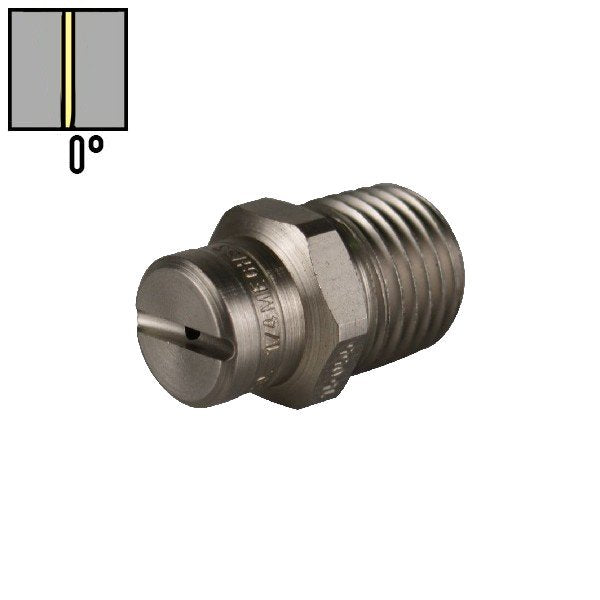 025 0º HIGH PRESSURE NOZZLE RC 420 M00025