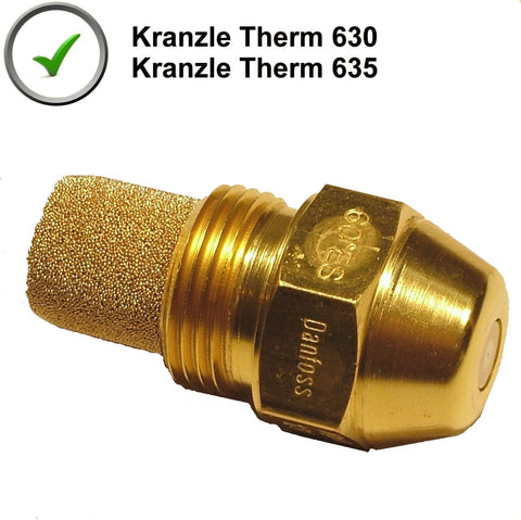Genuine Kranzle Burner Nozzle To Fit Therm 630 & Therm 635