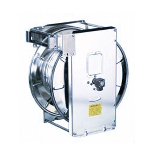 KRANZLE Automatic Stainless Steel Design Hose Reel 412598
