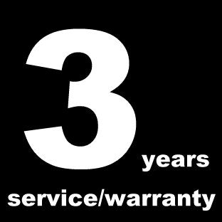 Extended Warranty - Service Contract Therm 3 years -Bronze-