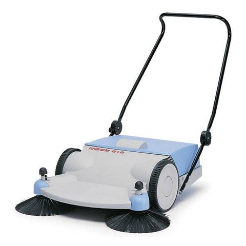 KRANZLE 2 + 2 Power Sweeper