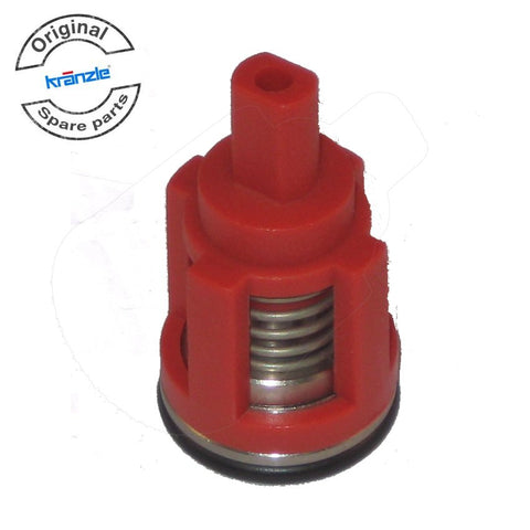 Genuine Kranzle Valve Kit Red Large 41748
