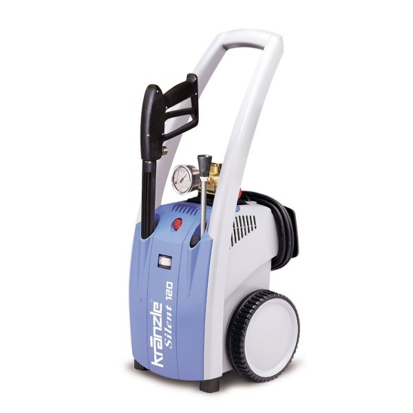 KRANZLE Silent 122 Pressure Cleaner With Dirtkiller 412201
