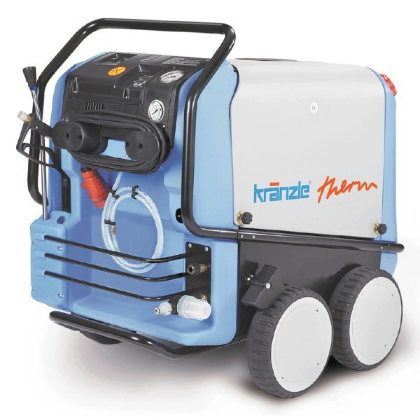 KRANZLE Therm 872 48kW Mobile Pressure Washer 41363