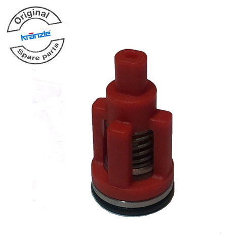 Genuine Kranzle Valve Kit Red Small 41648