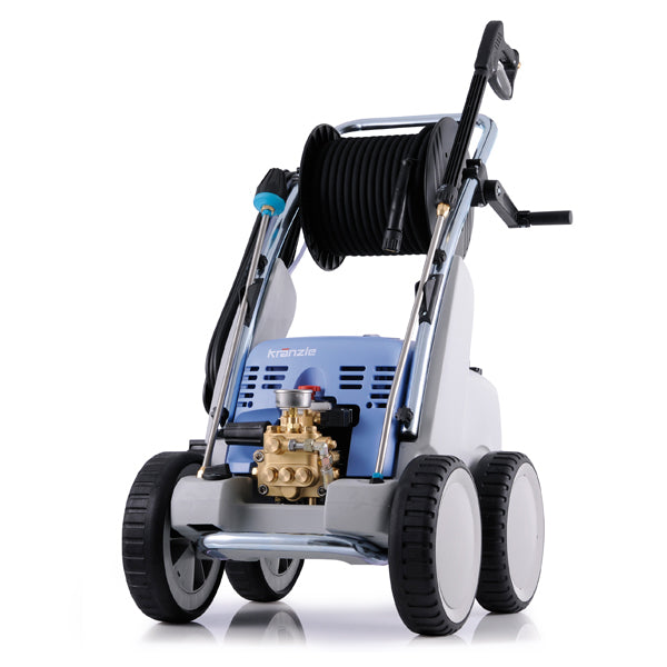 KRANZLE Quadro 1000 TST With Dirtkiller (Stainless Steel Trolley) (415v)