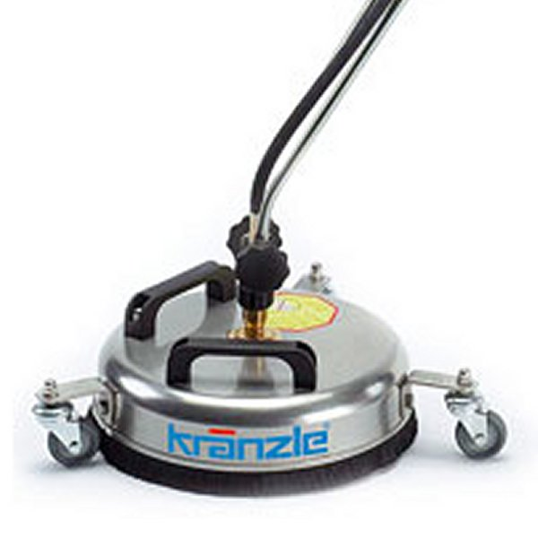 KRANZLE Round Cleaner 300mm, Stainless Steel