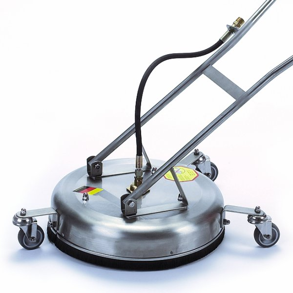 KRANZLE Round Cleaner 420mm, Stainless Steel