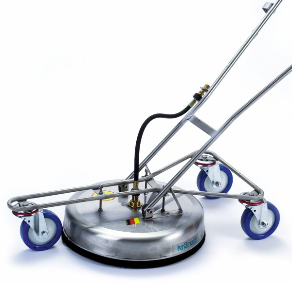 KRANZLE Round Cleaner 520mm, Stainless Steel