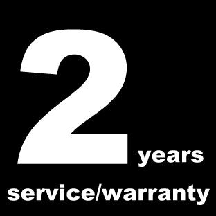 Extended Warranty - Service Contract Therm 2 years -Blue-