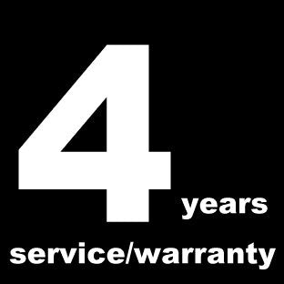 Extended Warranty - Service Contract Therm 4 years -Silver-