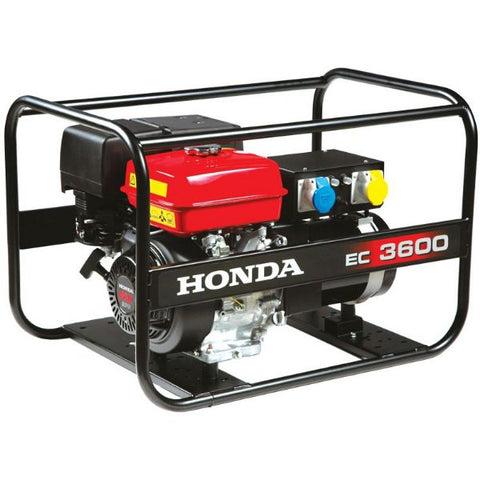 Honda 3.4kW Recoil Start Generator