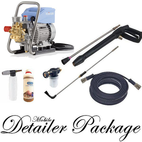 Mobile Detailer HD 7/122 Pack Full - Quick Release