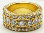 14k Eternity Band