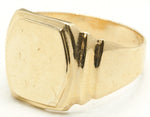 14k Gold Frame Ring 5.6 G