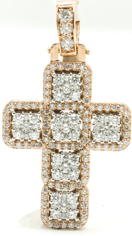 Squared Diamond Cross