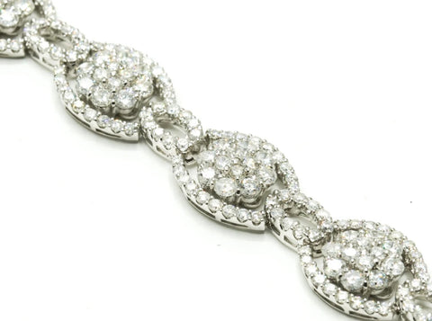 Elegant Women Diamond Bracelet