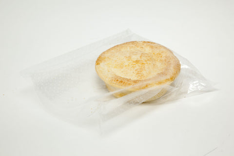 Reheatable pie bags 150mm x 180mm (2000 bags)