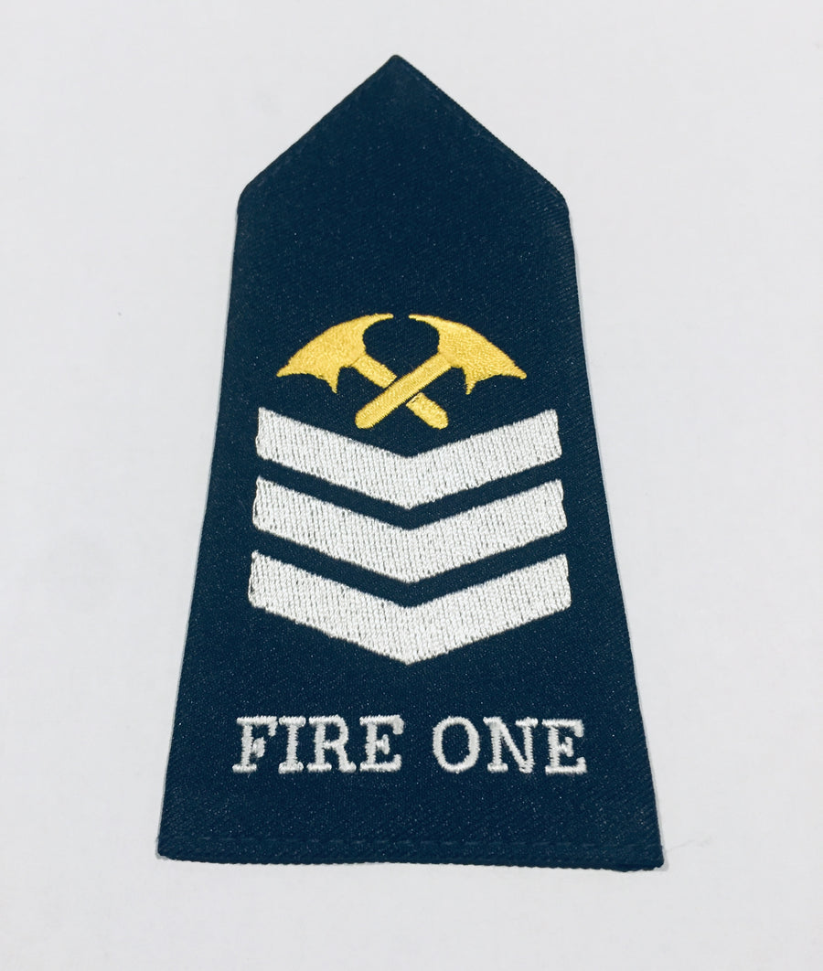 Fire One Epaulette